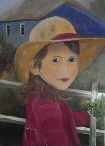 Malerei, Schau, Garten