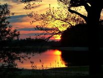 Abend, Sonnenuntergang, Fotografie, Anfang