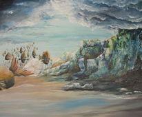 Malerei, Lichtblicke, Evolution