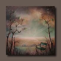 Malerei, Zwielicht