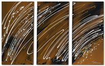 Wandbild, Fluss, Abstrakt, Wandbilder