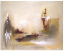 Moderne kunst, Wandbilder, Malen, Modern