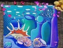 Meer, Urlaub, Muschel, Ozean