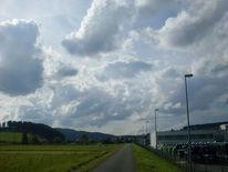 Kamera, Wolken, Farben, Himmel