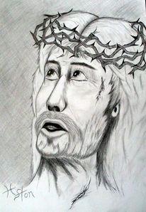 Malerei, Jesus, Plus