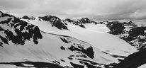 Schnee, Analog, Wanderung, Wildnis