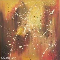 Wärme, Abstrakt, Universum, Zeitgenössische kunst