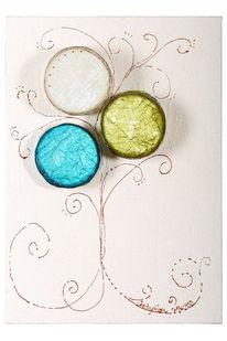 Weiß, Blau, Licht, Grün
