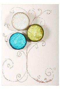 Grün, Transparenz, Baum, Blumen