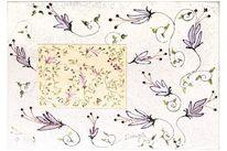Lila, Blumen, Licht, Weiß