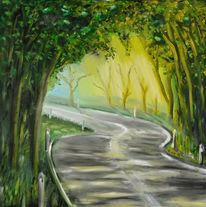 Malerei, Straße