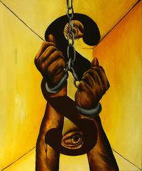 Politik, Malerei, Surreal, Freiheit