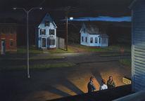 Menschen, Licht, Dunkel, Amerika