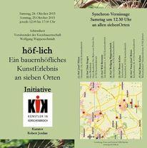Ausstellung, Bauernhof, Pinnwand,
