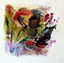 Pflanzen, Farben, Herbst, Eindruck