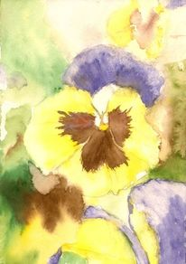 Blumen, Blätter, Pflanzen, Blüte