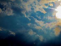 Sonne, Wolken, Natur, Schein