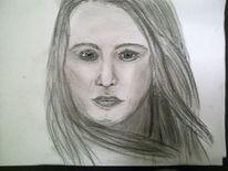 Gesicht, Radierung, Blut, Zeichnungen