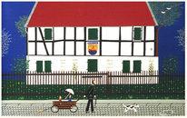 Beuel, Naive malerei, Heimatmuseum, Bonn