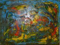 Unterwelt, Malerei