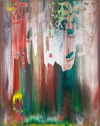 Gerhardrichter, Abstrakt, Acrylmalerei, Karlottogötz