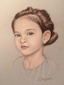 Yang, Liebe, Portrait, Zeichnungen