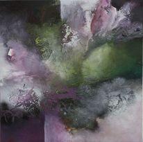 Abstrakt, Malerei, 2014, Zeit