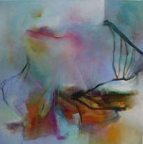 Malerei, 2014, Zeichen