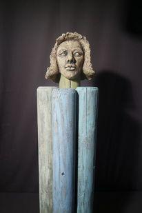 Statuette, Skulptur, Statue, Figural