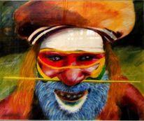 Malen, Ethnologie, Naturvölker, Zeichnungen