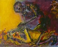 Traum, Malerei, Memento mori