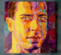 Pop art, Portrait, Malen, Moderne kunst