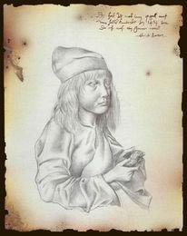 Renaissance, Realismus, Selbstportrait, Antik