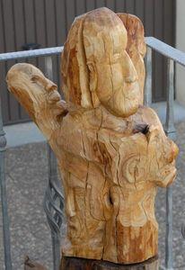 Skulptur, Abstrakt, Kunsthandwerk,