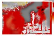 Gestallt, Gesicht, Digitale kunst, Ansicht