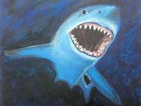 Malerei, Hai