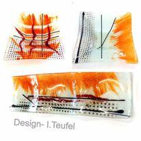 Glasschalen, Modern, Schale, Design