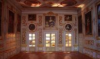 Schloss herrenhausen, Malerei, Architektur, Modellbau