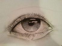 Blau, Augen, Tattoo vorlage, Zeichnungen