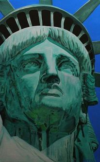 Miss liberty, Liberté, Enlightening, Éclairant