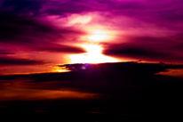 Farben, Wolken, Natur, Sonne
