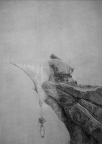 Surreal, Zeichnung, Fantasie, Zeichnungen