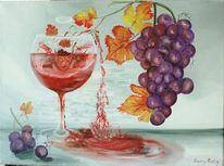 Wein, Geist, Malerei