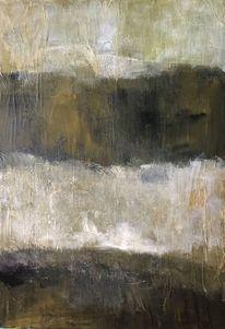 Abstrakt, Landschaft, Fantasie, Malerei