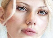 Bilder malen, Gesicht, Portraitfotografie, Portrait vom foto