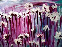 Gedankenwelt, Wunderblumen, Ausdruck, Gefühl