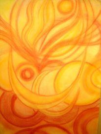 Malerei, Sehnsucht, 2008, Wärme