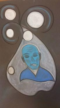 Malerei, Seifenblasen