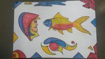 Fisch, Gesicht, Kopf, Begegnung