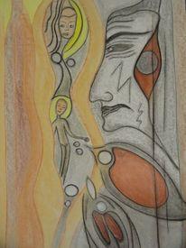 Abstrakt, Wortlos, Zeichnungen
